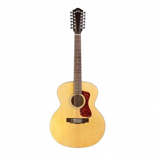 Guild F-2512E Maple 12 String electro Acoustic Guitar